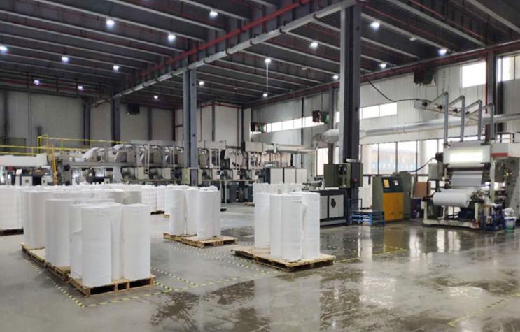 Estabeleceu duas subsidiárias: Guangdong Juyi New Material Co., Ltd. e Polyrocks Chemical (Changsha) Co., Ltd.