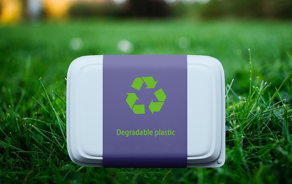 Plástico Degradável