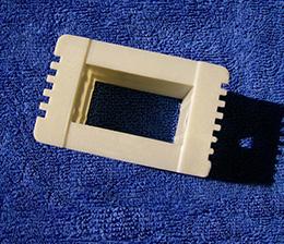 Coil frame