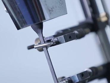 Máquina universal de teste de tração