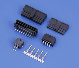 PA connector